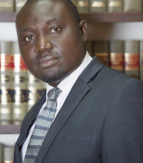 Barrister Chris Agbiti