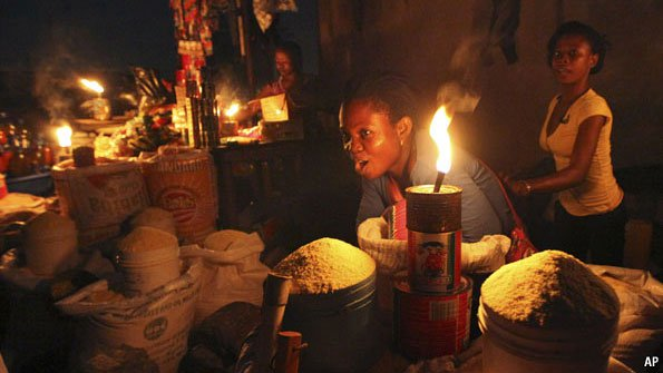 INADEQUATE ELECTRICITY, THE BANE OF GROWTH OF GDP OF THE MOST POPULOUS AFRICAN NATION, NIGERIA
