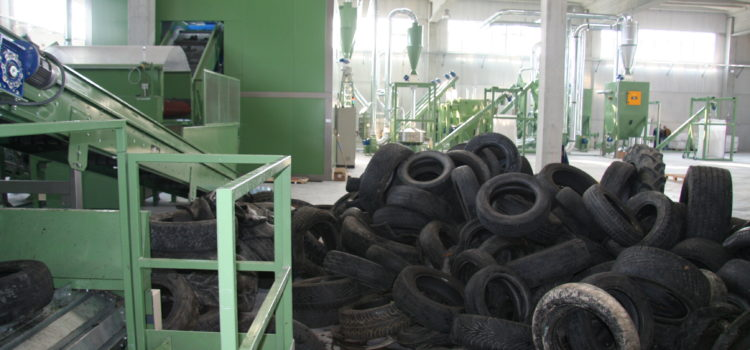 ESGADIA SEEKS TO PARTNER WITH PRIVATE INVESTORS TO DIVERSIFY THE AFRICAN ECONOMY THROUGH WASTE TYRE RECYCLING AND WASTE TO ENERGY PROJECTS IN AFRICA