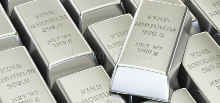 AS RHODIUM PRICE HITS $735 MILLION PER TON, AFRICA MUST BE PREPARED FOR THE GAINS.