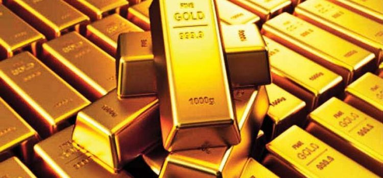 INVEST IN GOLD; MAKE GOLD YOUR SAFE HEAVEN